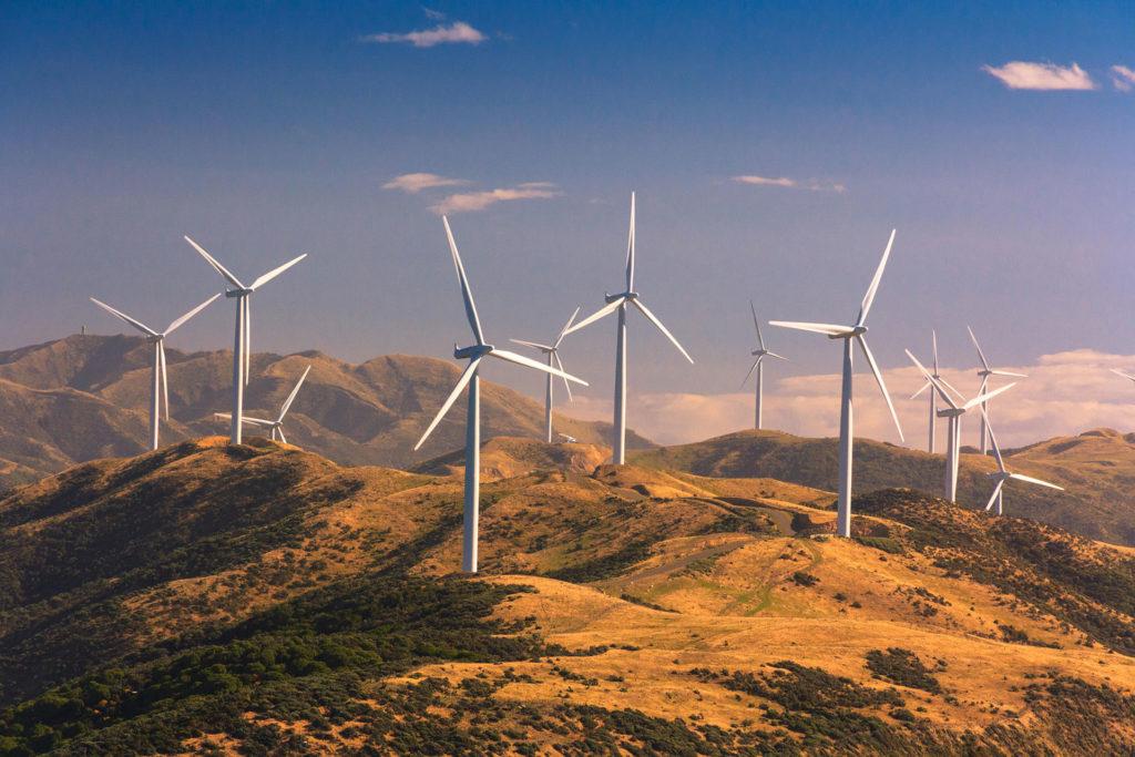 Manufacturer of Wind Turbines