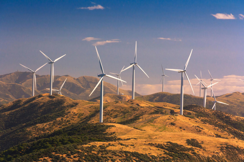 Manufacturer of Wind Turbines